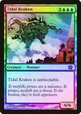 Tidal Kraken FOIL 8th Edition NM-M Blue Rare MAGIC THE GATHERING CARD ABUGames