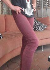 Helmut Lang Leather Pants Leggings Sz XS 0 6 8