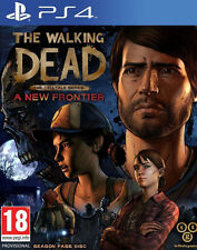 The Walking Dead A New Frontier PS4 Brand New *DISPATCHED FROM BRISBANE*