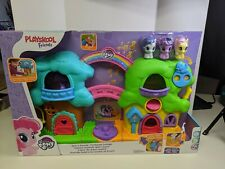 New! Playskool Friends My Little Pony Spin 'n Sounds Treehouse Cottage Playset