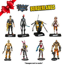 """Borderlands-McFarlane Toys 7/"""" Deluxe Action Figure-Baratin-New in Box"""