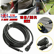 Washer Hose Water Garden Pipe High Pressure Power For K2 K3 K4 K5 Karcher 10M