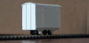 009 Closed Ventilated Van, Vertical Planked Door, 4ft6 Wheelbase Kit