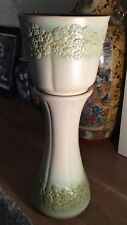 Vintage Vase or Plant Pot Holder and Stand Bay W Germany 756 40
