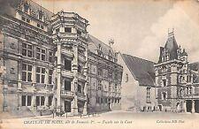 BR72949 chateau de blois aile de francois I facade sur la cour  france