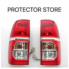 Tail lights to suit Toyota Hilux SR SR5 05-15 Taillights