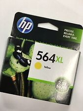 HP 564 XL Ink Cartridge Yellow. Brand New and Sealed in Original packaging.