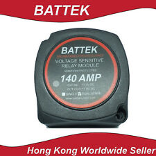 Smart Battery Isolator for 4WD Dual Battery System Prepper Surivial Wrangler
