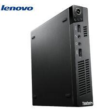 Lenovo ThinkCentre M72e Tiny Pentium 2,5 GHz - HDD 320 Go RAM 4 Go