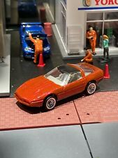 1996 Hot Wheels 80s Corvette Metal Base 1/64 Loose