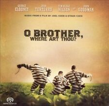 O BROTHER, WHERE ART THOU? - Soundtrack   (CD,2000,LostHighway)  ECD 19 Tracks