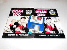 DYLAN DOG l'indagatore interattivo 3 storia di nessuno simulmondo  Amiga