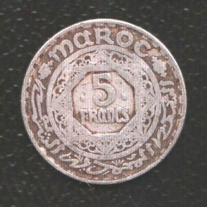 MORCO 5 FRANCS 1370