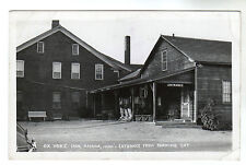 Ox Yoke Inn - Amana Iowa Real Photo Postcard c1950s