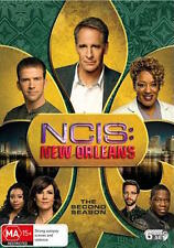 NCIS New Orleans : Season 2 : NEW DVD