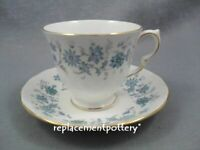 Colclough Braganza Cup and saucer.