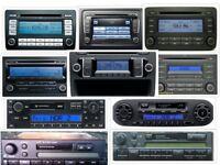 *Official* VW Radio Decode Unlock BETA GAMMA RNS RCD Volkswagen Unlock Code