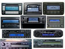 Volkswagen Car Stero Code Unlock for NON Navigation Radio