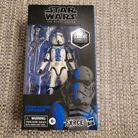 "Star Wars Black Series STORM TROOPER COMMANDER 6"" GameStop The Force Unleashed"