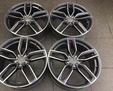 """19"""" Audi S3 Alloys Also Fit On A3,A4 Wheels Only Set Of 4"""