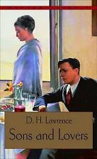 Sons and Lovers by D. H. Lawrence (Paperback, 1980) Used