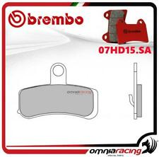 Brembo SA pastillas freno sinter frente Harley FXDB Dyna street bob 2008>