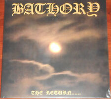 Bathory - The Return LP / 180 Gr Vinyl / New Re (2013) Black Metal