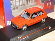 ZASTAVA Yugo 45 1983 1/43 IST Models
