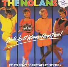 THE NOLANS - GIRLS JUST WANNA HAVE FUN (1984) - CD Jewel Case+FREE GIFT