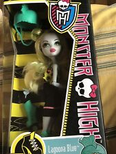 Monster High Laguna Blue Patinadora