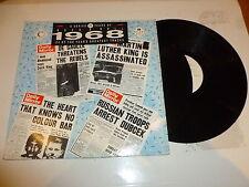 25 ans de rock & roll - 1968 - 1988 UK 24-TRACK DOUBLE VINYL LP