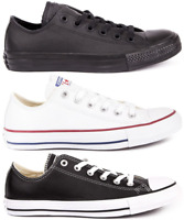 CONVERSE Chuck Taylor All Star Leather Sneakers Shoes Mens Original All Size New