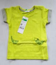BENETTON BABY T-SHIRT BABY BOY 3-6 months new with tag #6