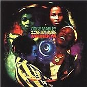 ZIGGY MARLEY AND THE MELODY MAKERS Jahmekya   CD ALBUM