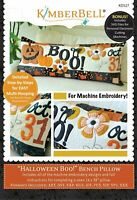 Kimberbell Machine Embroidery CD: Halloween Boo (KD527)