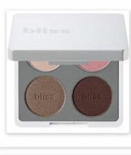 Bliss Hey Four Eyes 4 Piece Eyeshadow Palette, Rose ,0.24 oz.