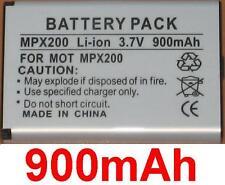 Batterie 900mAh type SNN5681 Pour MOTOROLA MPX200