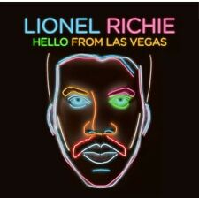 Lionel Richie, Hello Live From Las Vegas New CD, 2019