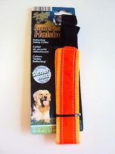 Hundehalsband reflektierendes Sicherheitshand orange 34-45cm/3,5cm von Trixie