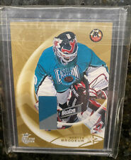 2002-03 BAP All-Star Edition Gold Martin Brodeur All Star Jersey