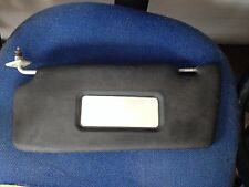 FORD SIERRA MK1 COSWORTH PASSENGER SUN VISOR BLACK / GREY