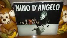 """CD NINO D'ANGELO """"IL RAGU' CON LA GUERRA"""" F.C.SIGILLATO!!! 2005 SONY"""