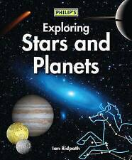 Philip's Exploring Stars and Planets by Ian Ridpath Astronomy Hardback Book 2011