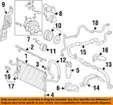 38810-P5M-016 Honda Compressor comp. 38810P5M016