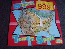 999-Nine Nine Nine-The Biggist Tour in Sport LP-Punk