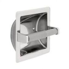 Commercial 657B Recessed Toilet Tissue Dispenser Chrome