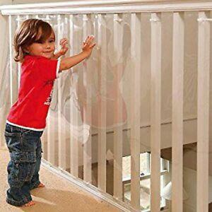 Safetots Banister Safety Plastic Guard