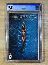 Nice House on the Lake #1 (2021 DC Comics) John Gallagher Variant CGC 9.8