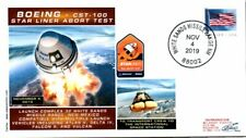 2019 Boeing CST-100 Starliner Pad Abort Test White Sands MR 4 November Lollini