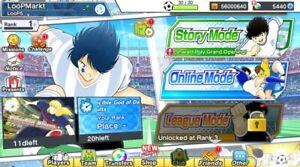 Captain Tsubasa Dream Team Global LvL 1 Starter5400-5550DB StoryeRaid Untouched